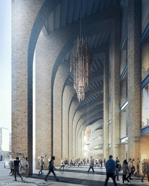 新史丹福橋球場將由曾負責北京鳥巢的公司設計