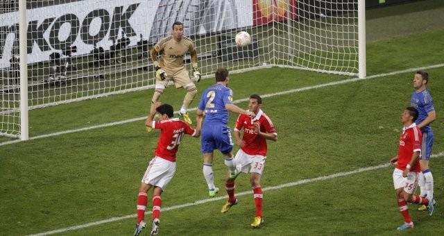 2013 年伊雲奴域的入球直接為球會贏得歐霸盃