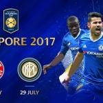 球會宣布 2017 亞洲之旅