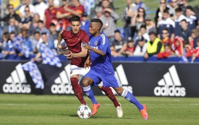 今季列人一隊的梅桑達約兩年前曾於青年聯賽面對羅馬,以 4-0 大勝