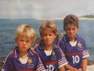 足球世家出身的哈薩特三兄弟自小感情已非常要好