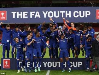 青年軍連續五屆奪得青年足總盃