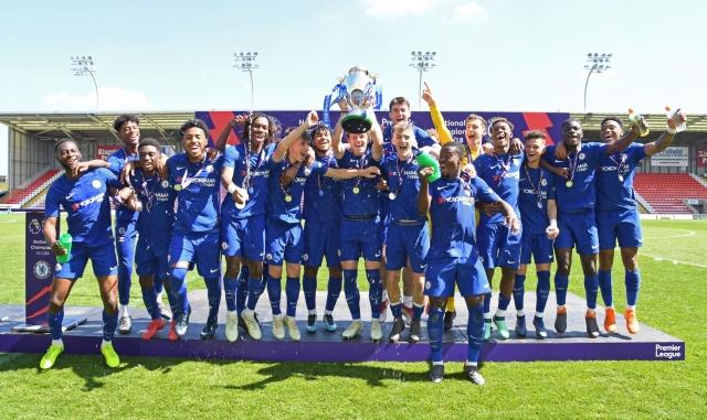 青年軍蟬聯 U-18 聯賽冠軍寶座