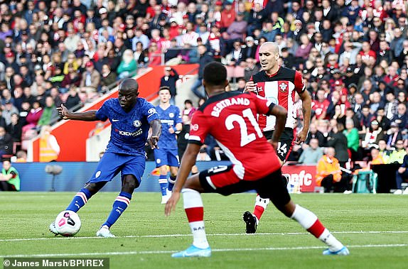 干堤的入球沒有對利物浦那個精彩,但對穩定軍心非常重要