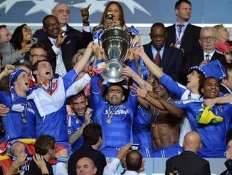 球隊 2012 年歷史性奪得歐冠盃冠軍