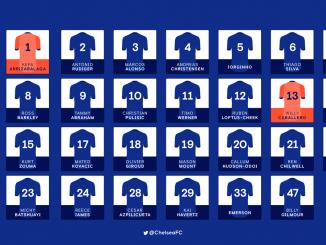 今年你會印誰的球衣號碼?