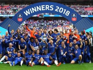 球隊最近贏得足總盃是在 2018 年干地執教麾下