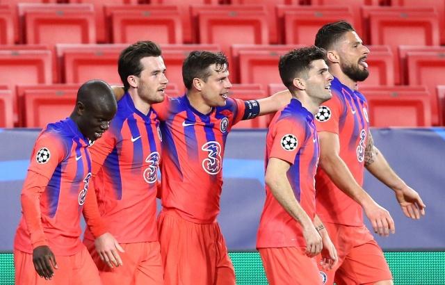 球隊以專注及精準的表現以 2-0 作客擊敗波圖領先首回合。